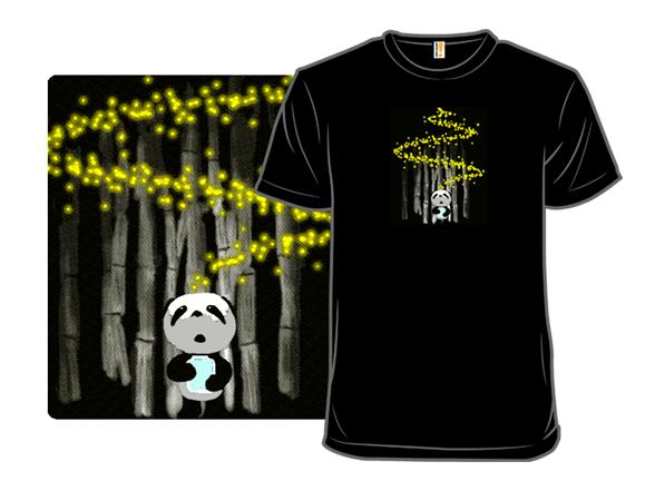 Dance Of The Fireflies T Shirt
