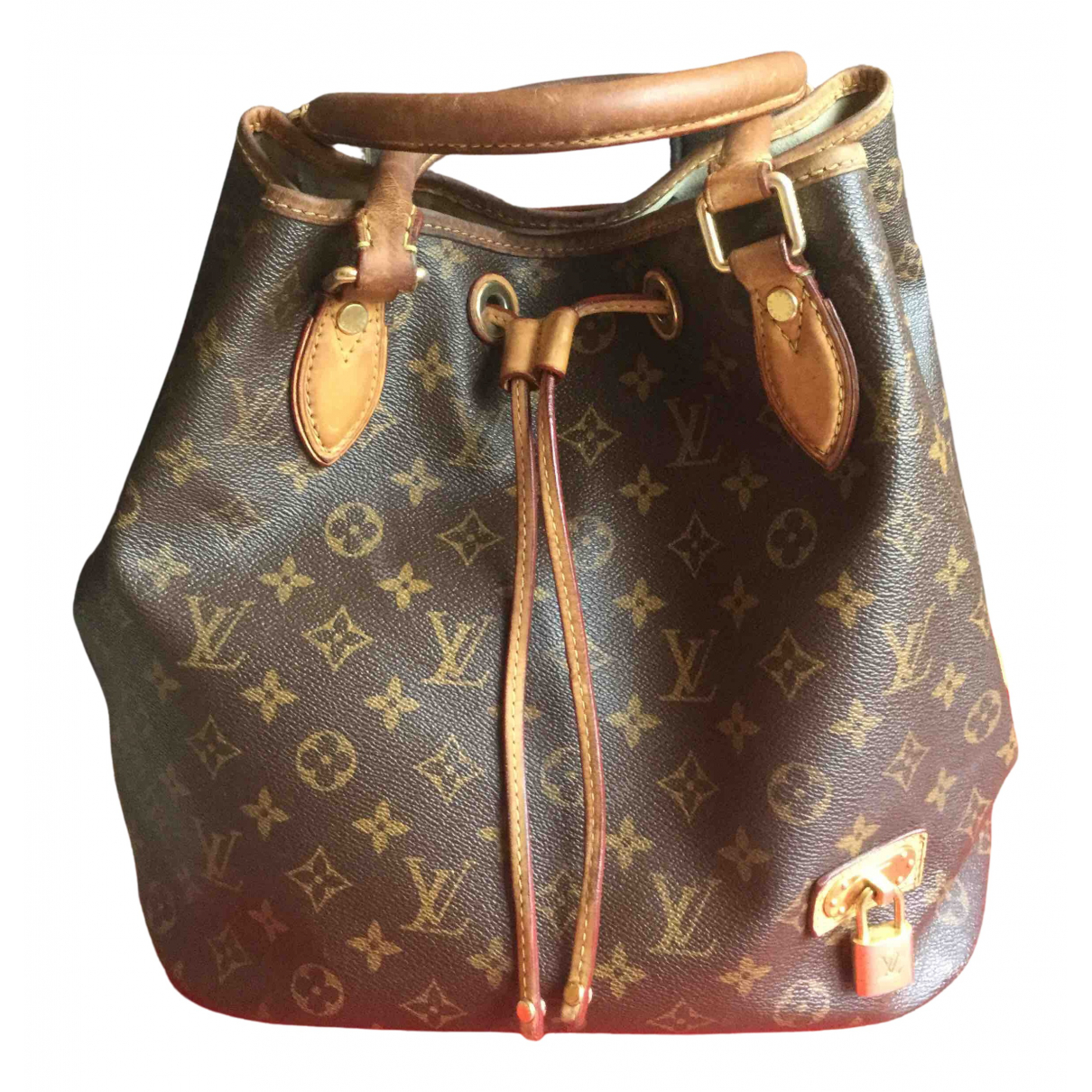 Louis Vuitton NéoNoé Cloth handbag for Women N