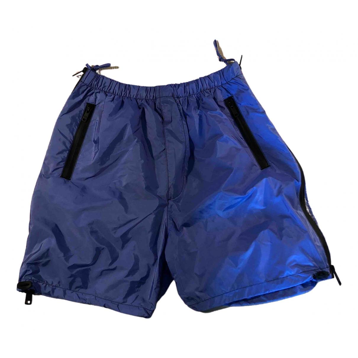 Prada \N Badeanzug in  Blau Synthetik