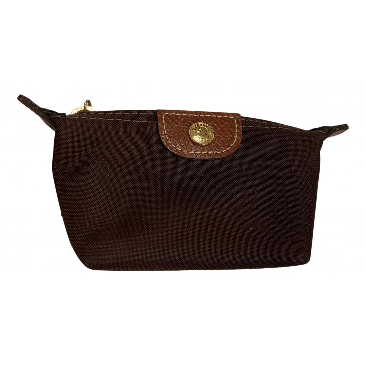 Longchamp N Brown wallet for Women N