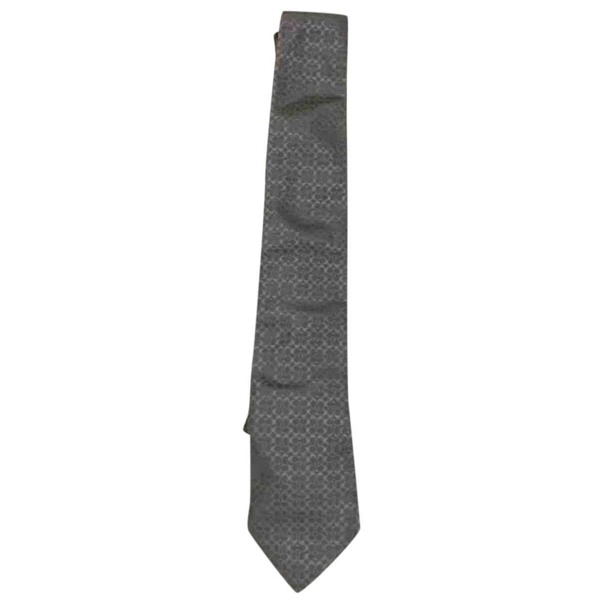 Corbata de Seda Coach