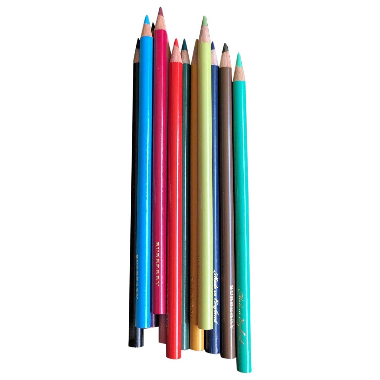 Burberry - Objets & Deco   pour lifestyle - multicolore
