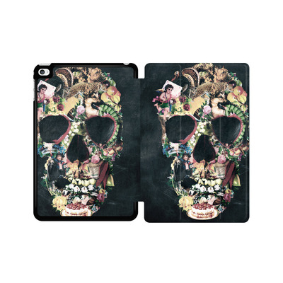 Apple iPad mini 4 Tablet Smart Case - Vintage Skull von Ali Gulec