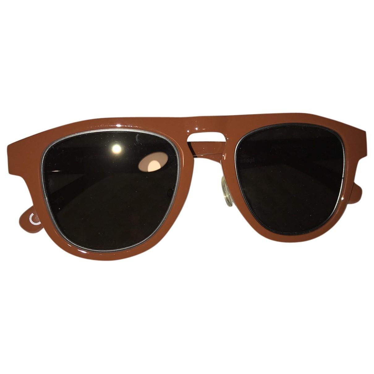 Adidas \N Sonnenbrillen in  Khaki Kunststoff