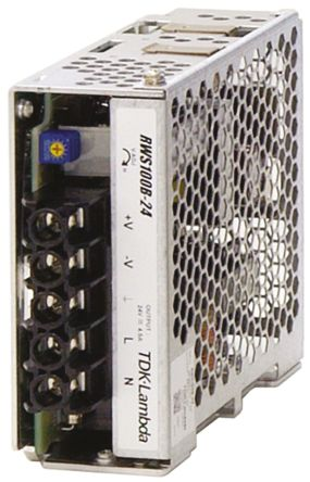 TDK-Lambda , 100.8W Embedded Switch Mode Power Supply SMPS, 48V dc, Enclosed