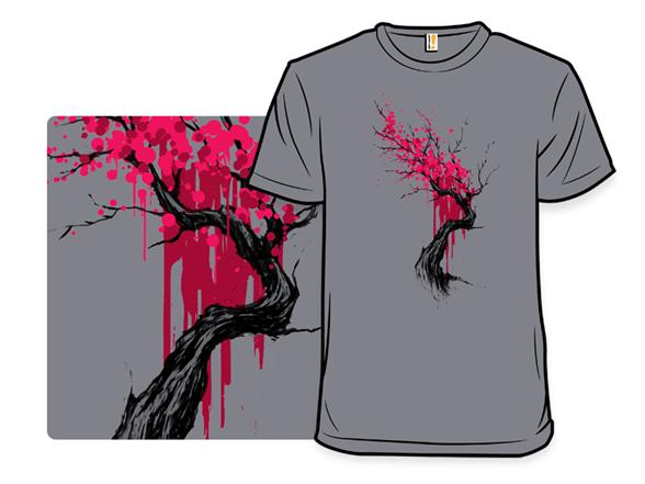 Sakura Sauce Remix T Shirt