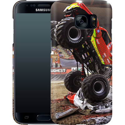 Samsung Galaxy S7 Smartphone Huelle - Snake Bite 2 von Bigfoot 4x4