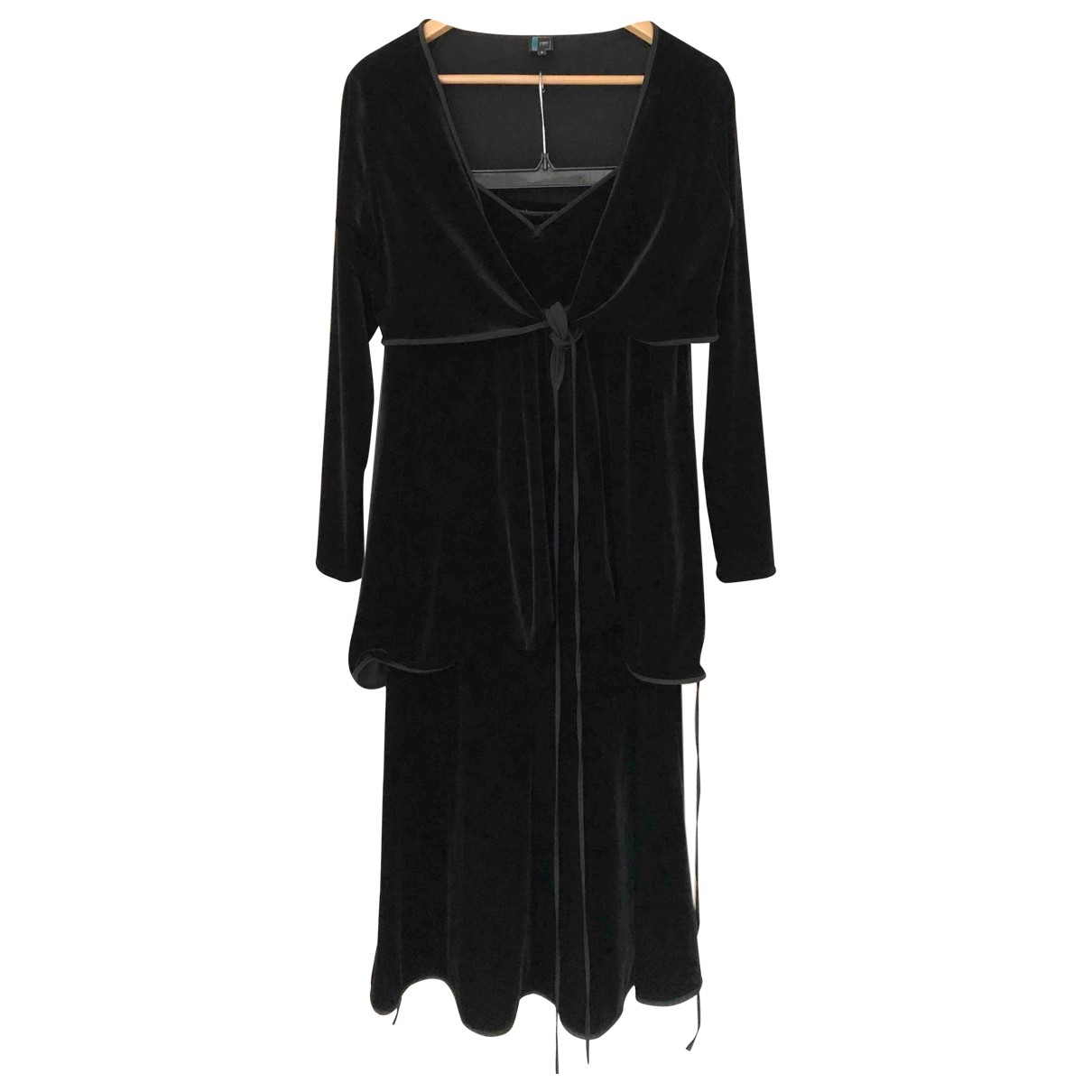 Non Signé / Unsigned \N Black dress for Women 1 0-5