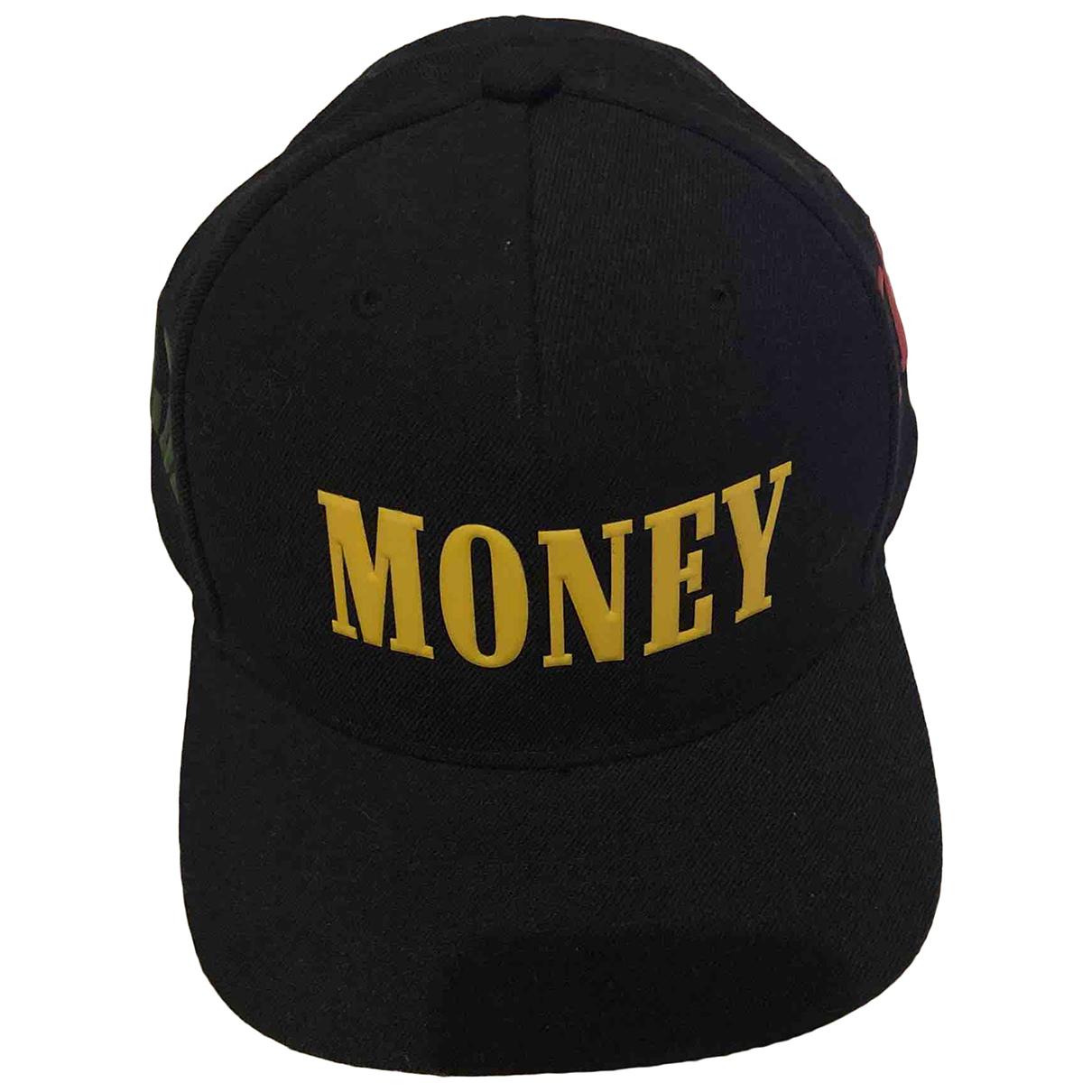 Palm Angels - Chapeau & Bonnets   pour homme en coton - noir