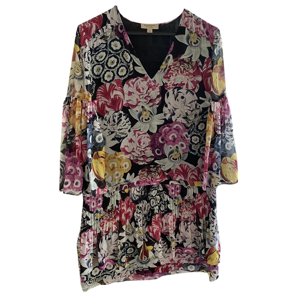 Burberry \N Multicolour dress for Women 40 IT