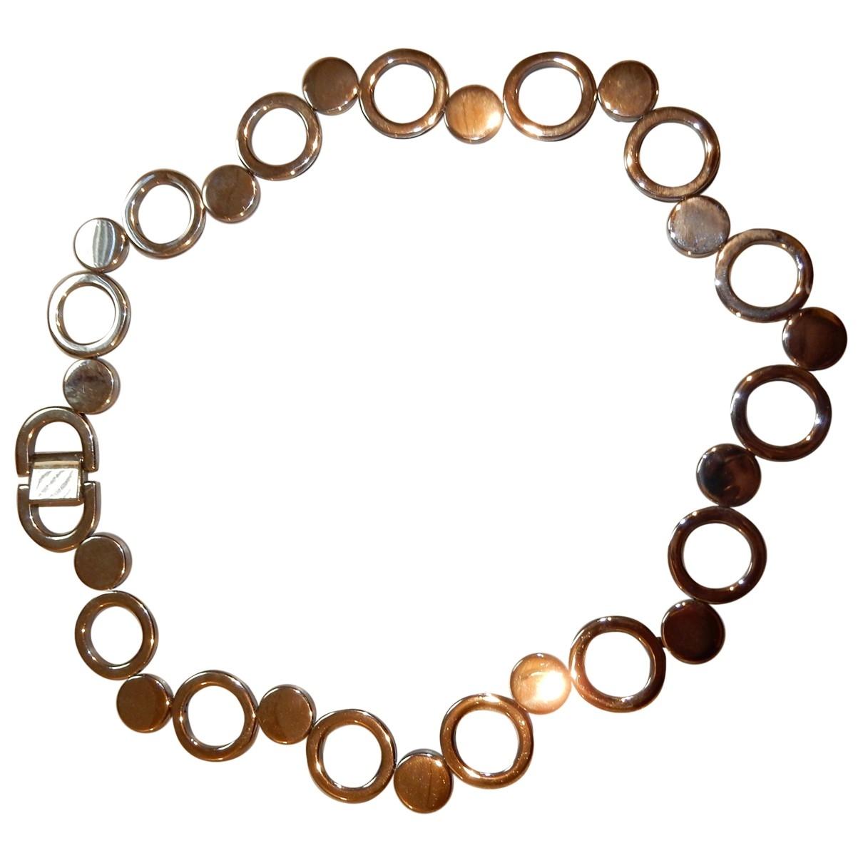 - Collier   pour femme en acier - argente