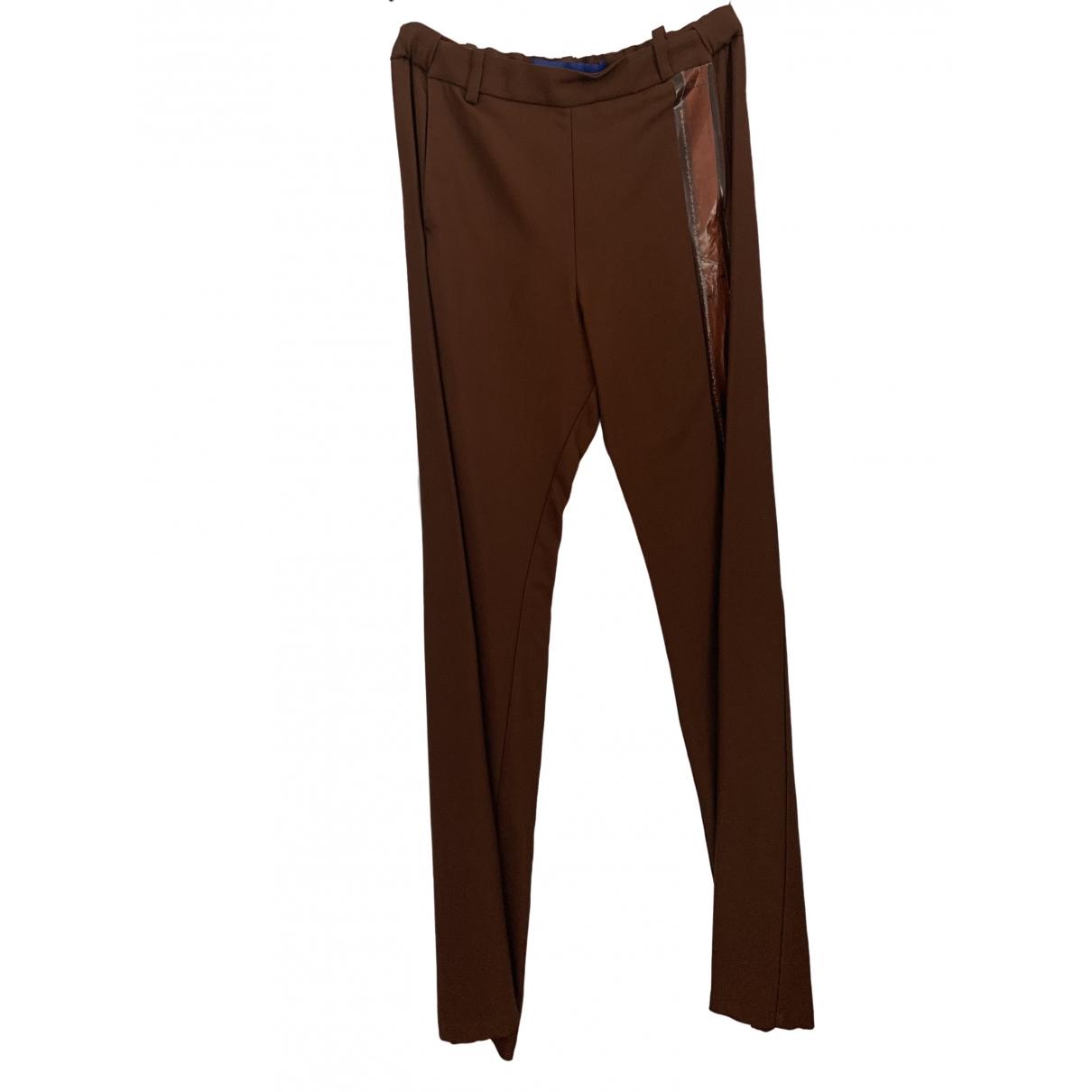Pantalon recto Roque