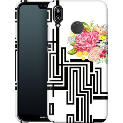 Huawei P20 Lite Smartphone Huelle - Michi Garden von Khristian Howell