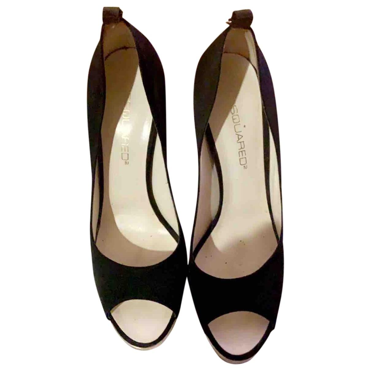 Dsquared2 \N Black Sandals for Women 39 EU