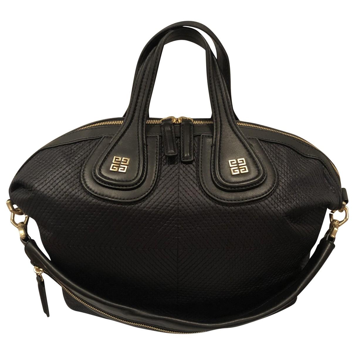 Givenchy - Sac a main Nightingale pour femme - noir