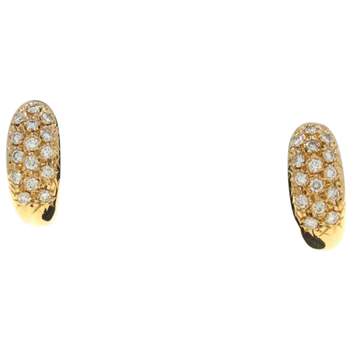 Tasaki N Yellow gold Earrings for Women N