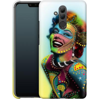 Huawei Mate 20 Lite Smartphone Huelle - Woman With Pattern von Mark Ashkenazi