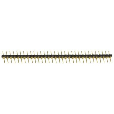 Samtec , BBL, 32 Way, 1 Row, Straight Pin Header