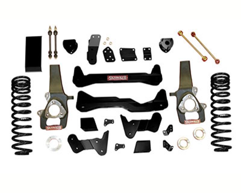 Skyjacker D960SSK 6 Inch Lift Kit Dodge Ram 1500 4WD 09-10