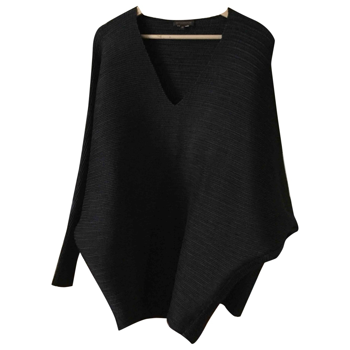 Adolfo Dominguez \N Black Knitwear for Women 38 FR