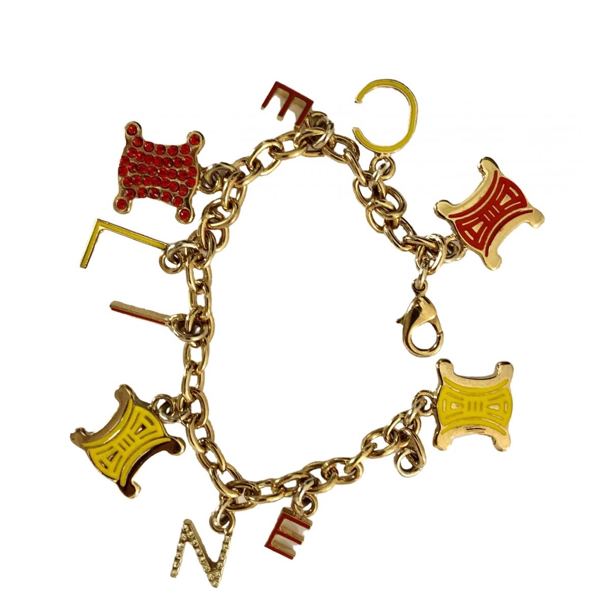 Celine \N Armband in  Bunt Metall