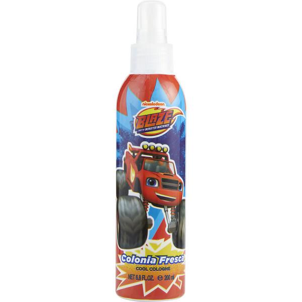 Blaze - Nickelodeon Eau de Cologne Spray 200 ml