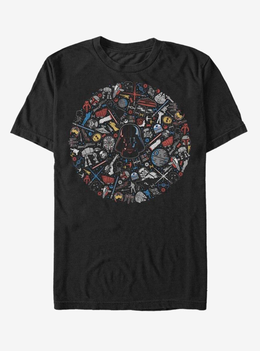Star Wars Spilled Spaghetti T-Shirt