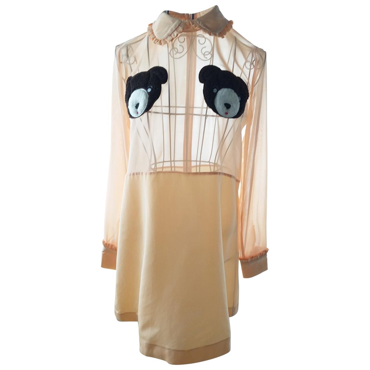 Vivetta - Robe   pour femme - beige