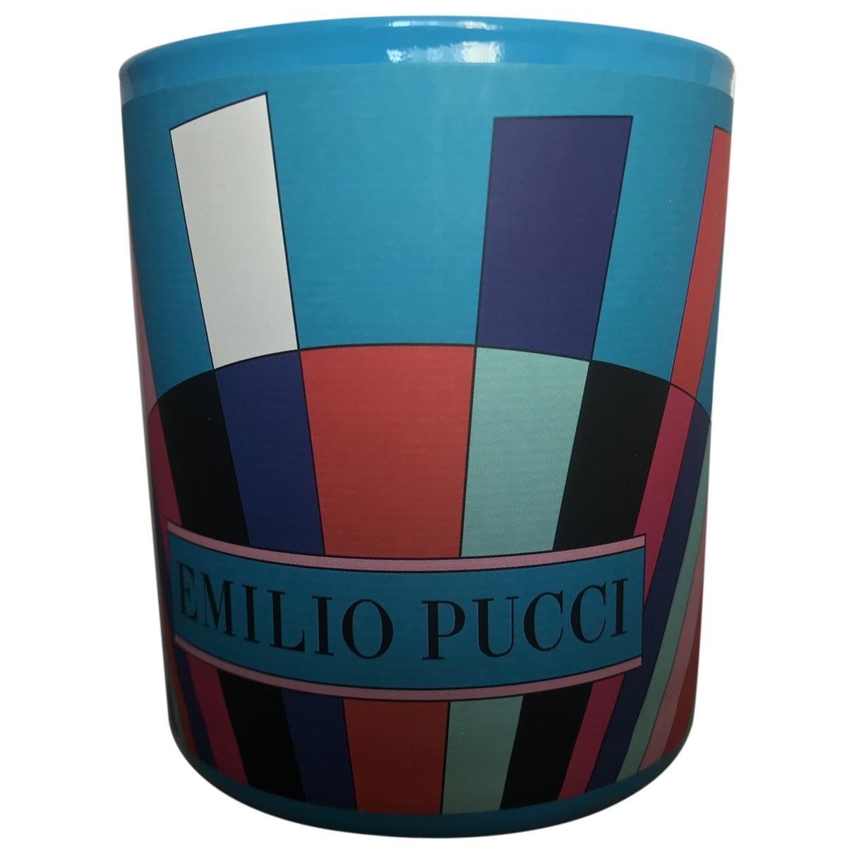 Emilio Pucci - Objets & Deco   pour lifestyle en ceramique - multicolore