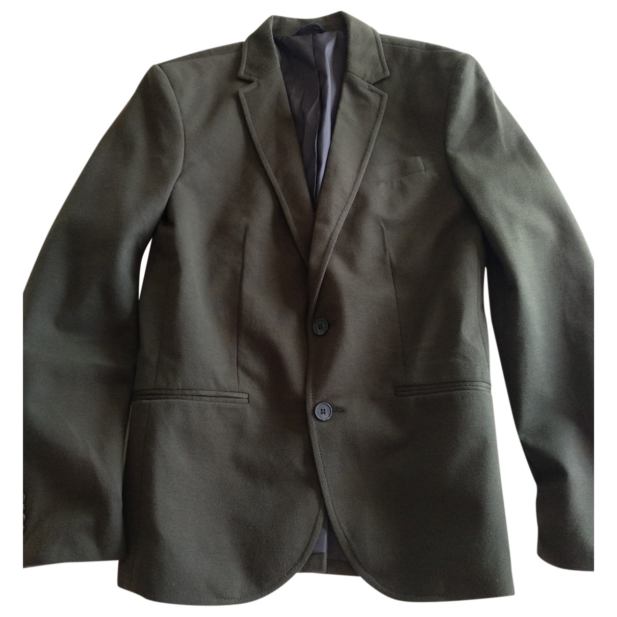 Zara - Vestes.Blousons   pour homme - vert