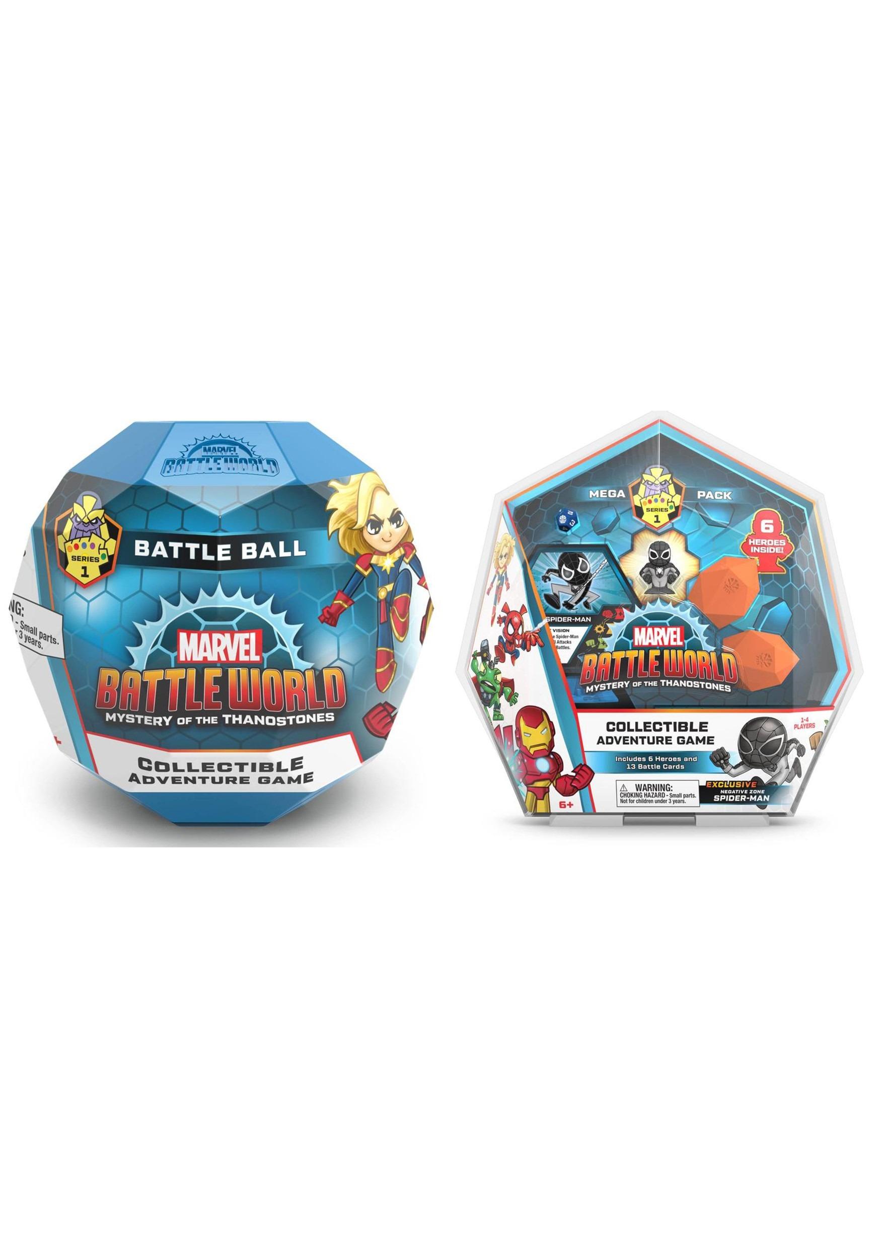 Marvel Battleworld Collectible: Battle Ball Capsule