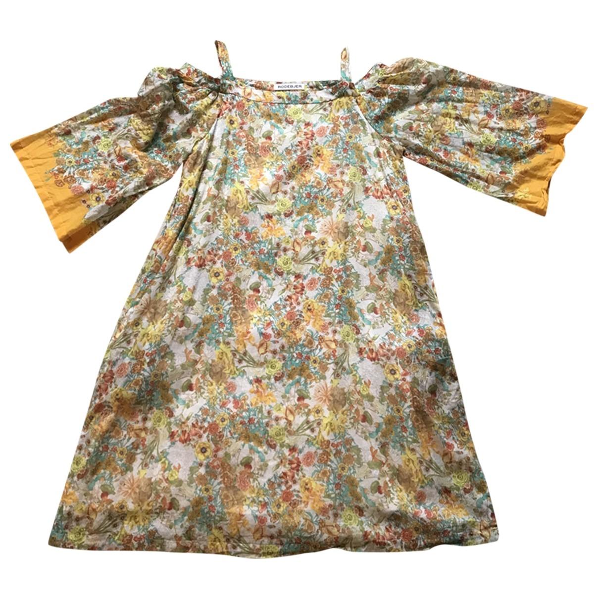 Rodebjer \N Multicolour Cotton dress for Women M International