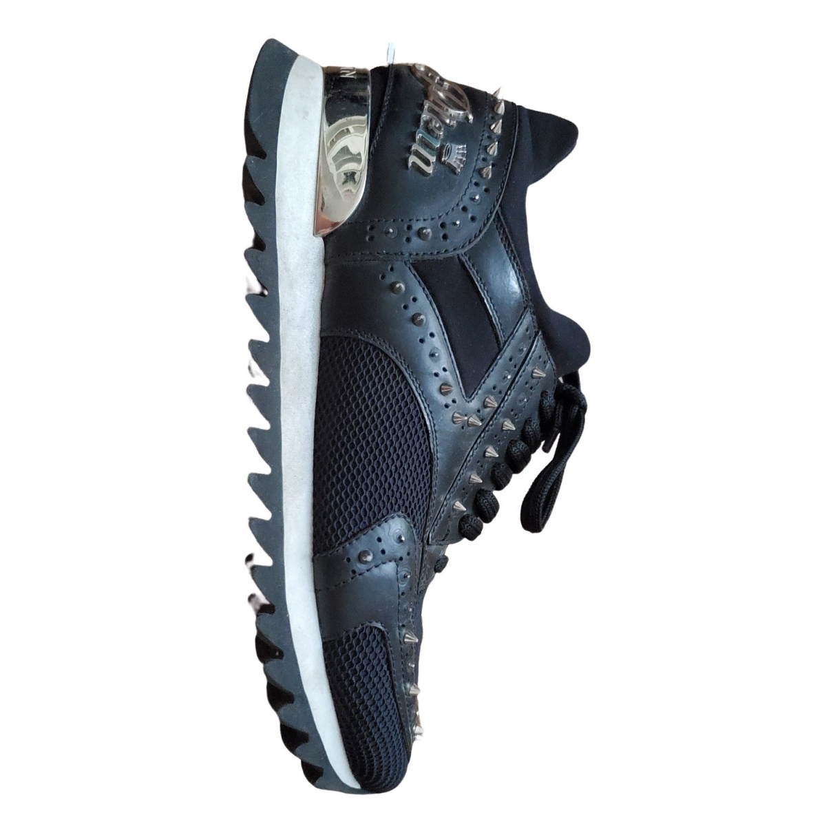 Philipp Plein \N Black Trainers for Women 38 EU