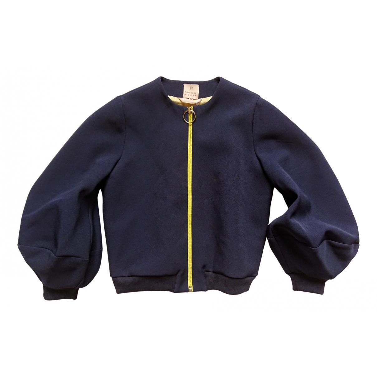 Roksanda \N Blue jacket & coat for Kids 10 years - until 56 inches UK