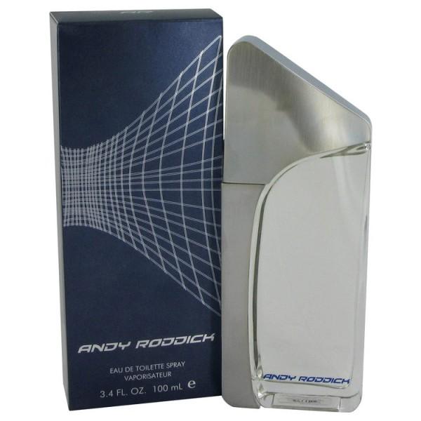 Andy Roddick - Parlux Eau de toilette en espray 100 ML