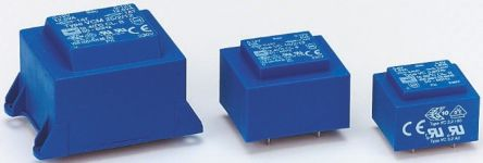 Block 18V ac 1 Output Through Hole PCB Transformer, 16VA