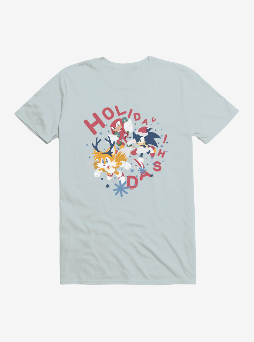 Sonic The Hedgehog Winter Dash T-Shirt