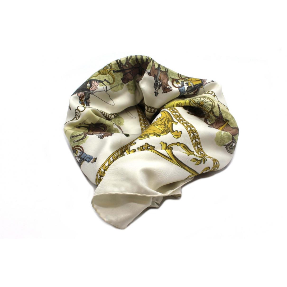Hermes - Foulard   pour femme en soie