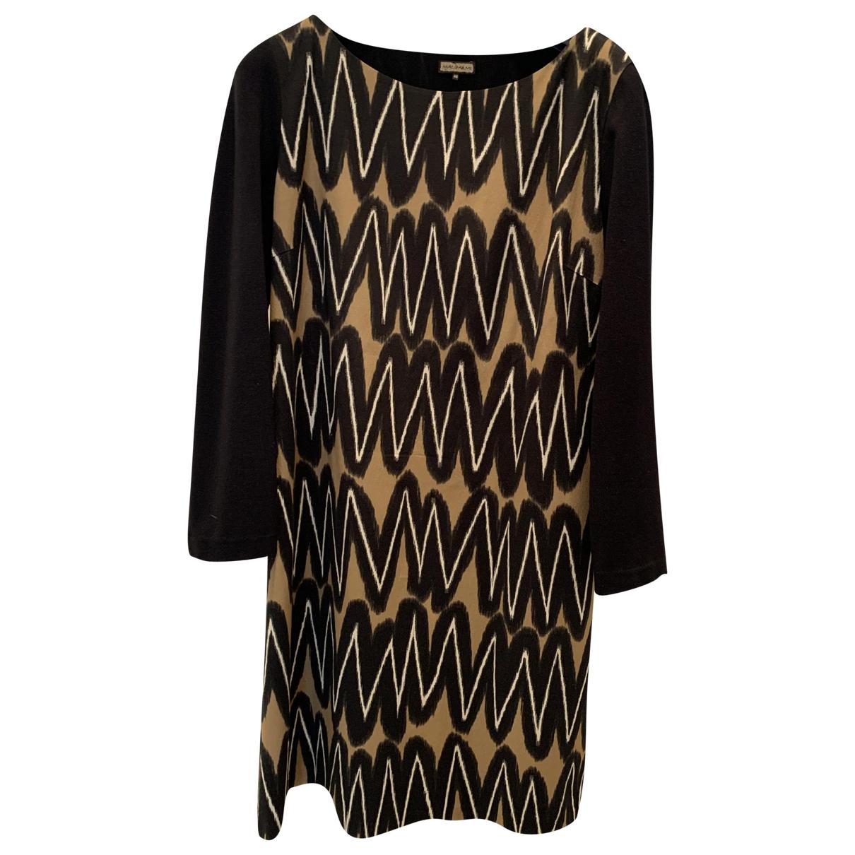 Maliparmi \N Multicolour Cotton dress for Women 46 IT