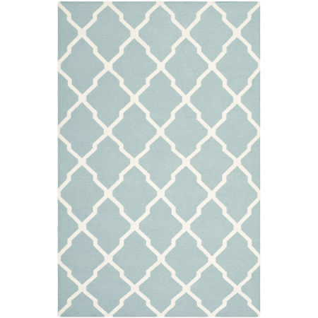 Safavieh Helena Hand Woven Flat Weave Area Rug, One Size , Blue