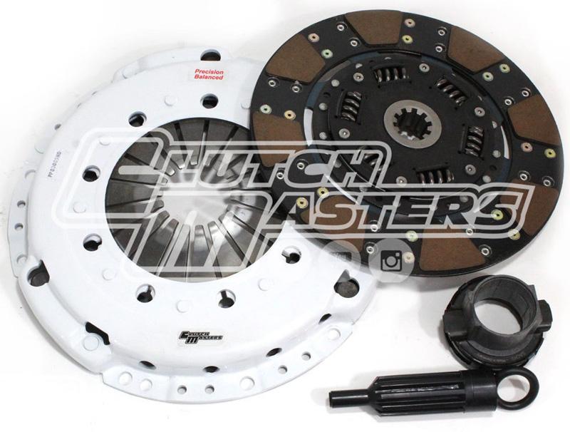 Clutch Masters 03CM1-HDFF-X FX350 Single Clutch Kit BMW 530i 3.0L E39 01-03