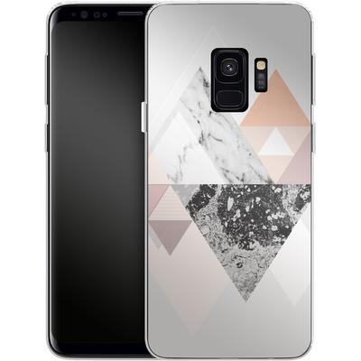 Samsung Galaxy S9 Silikon Handyhuelle - Graphic 110 von Mareike Bohmer