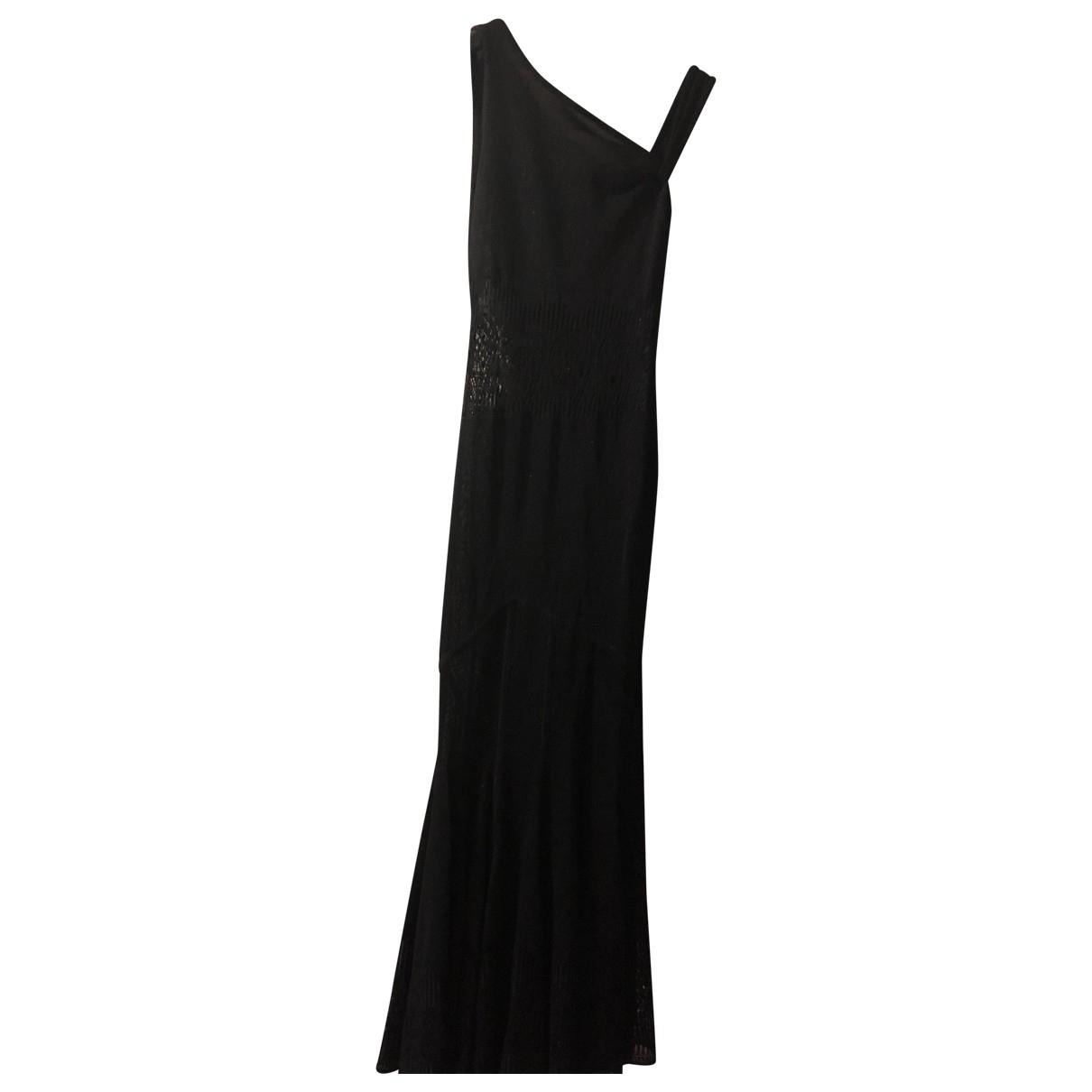 Plein Sud \N Black Glitter dress for Women 40 IT