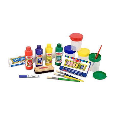 Melissa & Doug Easel Accessory Set, One Size , Multiple Colors