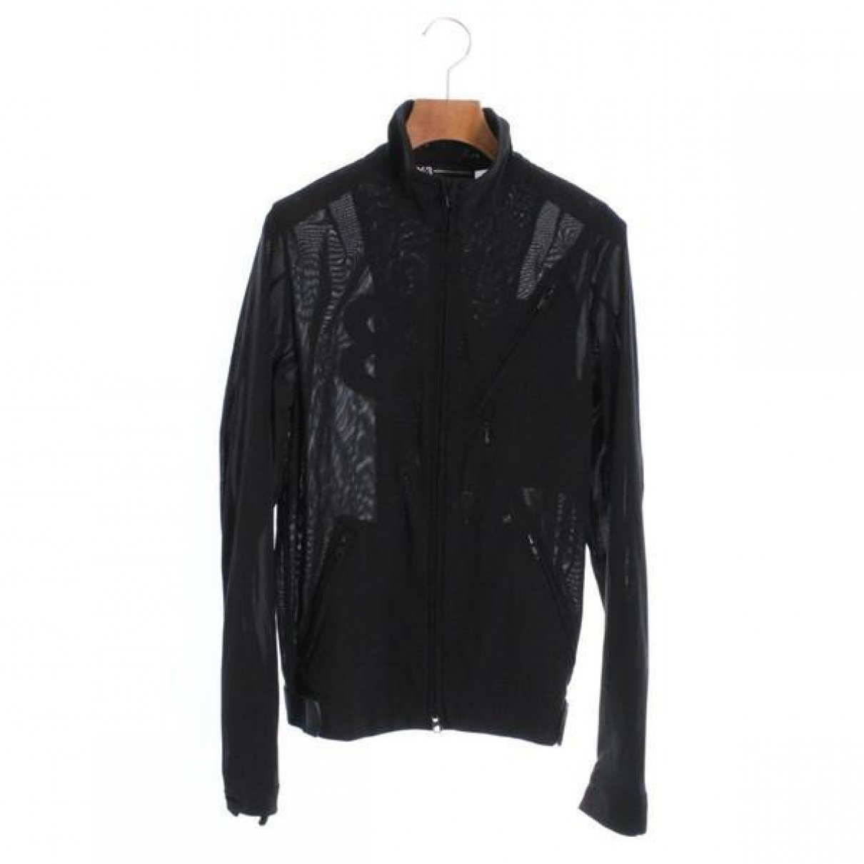 Y-3 \N Black Cotton jacket for Women 2 US