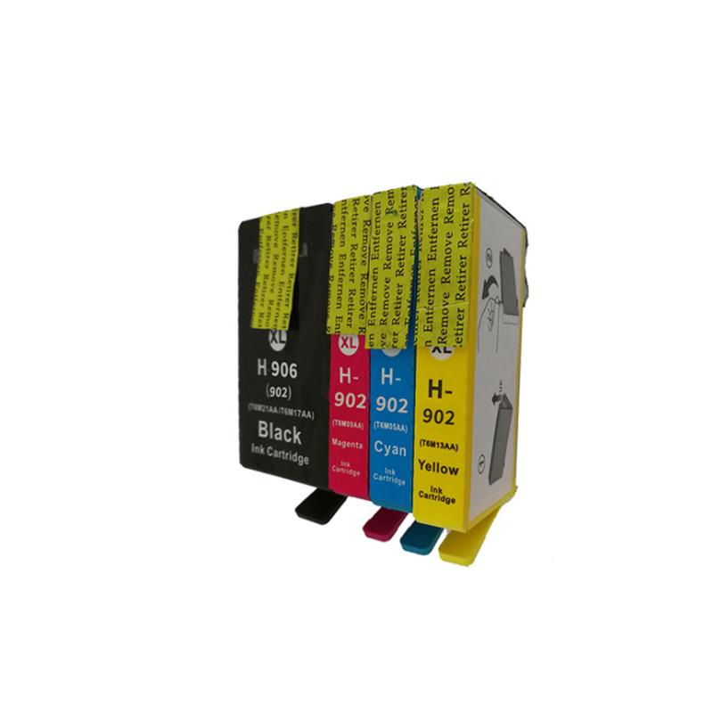 ZSMC HP902XL HP906XL Ink Cartridge For HP Officejet Pro 6960/6961/6963/6964/6965 /6966/69 Printer Ink
