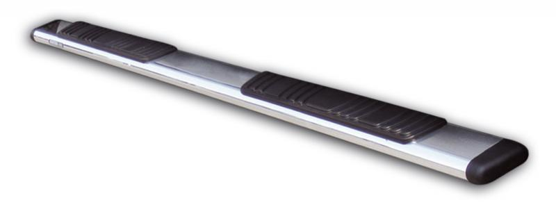Go Rhino 650075PS 5 OE Xtreme Low Profile SideSteps - 75 Long - Stainless Steel - Bars Only