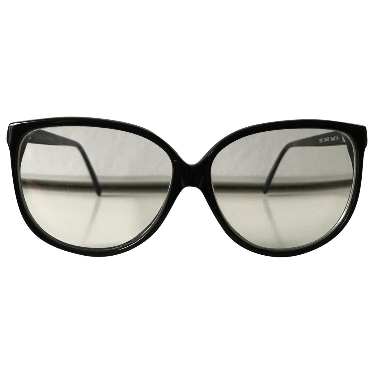 Vuarnet \N Black Sunglasses for Women \N