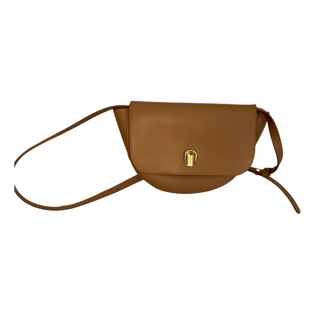 Wandler \N Brown Leather handbag for Women \N