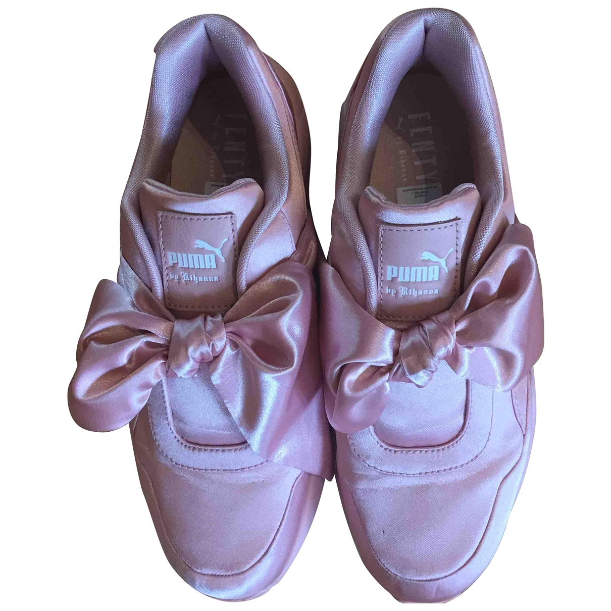 Fenty X Puma - Baskets   pour femme - rose